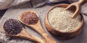 Quinoa-Quekse