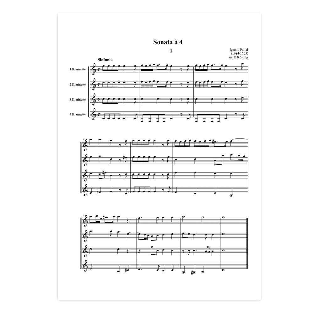 Pulici-Quartett
